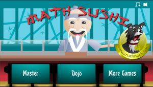 Math Sushi 200th Game