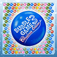 Bubble Game 3 Christmas Edition icon