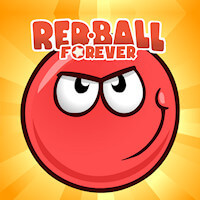 Red Ball Forever icon
