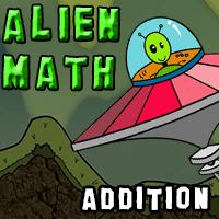 Alien Math Addition