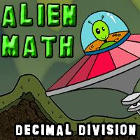 Alien Math Decimal Division