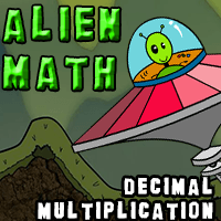 Alien Math Decimal Multiplication