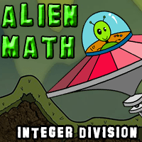 Alien Math Integer Division