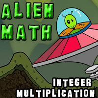 Alien Math Integer Multiplication