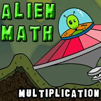 Alien Math Multiplication