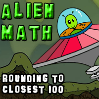 Alien Math Rounding Nearest Hundred