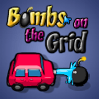 Bombs on the Grid icon