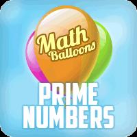 Math Balloons Prime