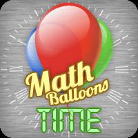 Math Balloons Time