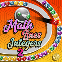 Math Lines Integers 2 Icon
