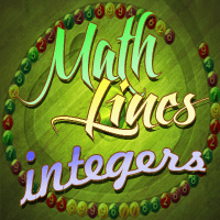 Math Lines Integers