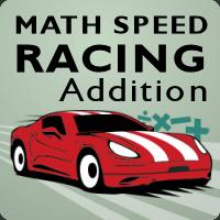 Math Speed Racing Addition