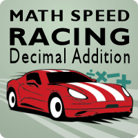 Math Speed Decimal Addition icon