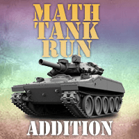 Math Tank Run Addition