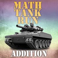 Math Tank Run Addition