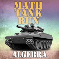 Math Tank Run Algebra
