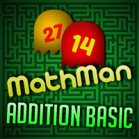 MathMan Addition Basic