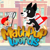 MathPup Words