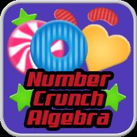 Number Crunch Algebra