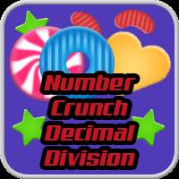 Number Crunch Decimal Division