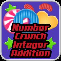 Number Crunch Integer Addition