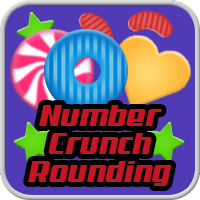 Number Crunch Rounding icon