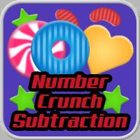 Number Crunch Subtraction