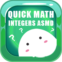 Quick Math Integers ASMD Icon