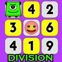 Smiley Math Division
