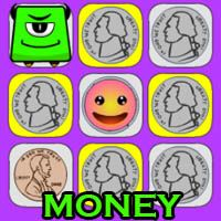 Smiley Math Money Icon