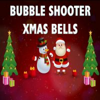 Bubble Shooter Xmas Bells Image