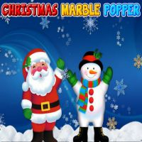 Christmas Marble Popper Image