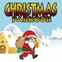 Christmas Parkour Pack Game Image