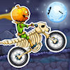 Moto X3M Spooky Land icon