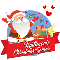MathNook Christmas Games