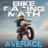 Bike Racing Math Average Thumbnail