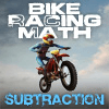 Bike Racing Math Subtraction Thumbnail
