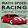 Math Speed Decimal Racing Div
