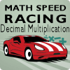 Math Speed Racing Decimal Multiplication