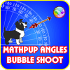 MathPup Angles Bubble Shoot