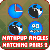 MathPup Angles Matching Pairs 2