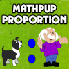 MathPup Proportion 2 icon