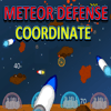 Meteor Defense Coordinate Grid Game
