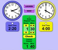 Elapsed Time Clocks