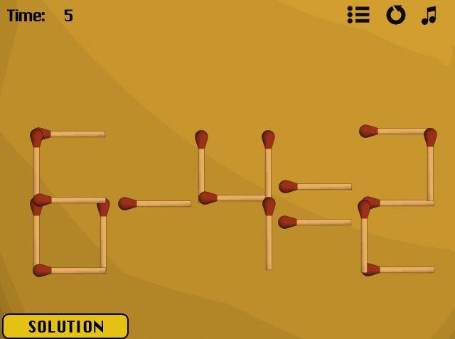 Jazz Matches 2's Level #10 solved image