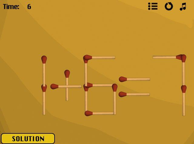 Jazz Matches 2's Level #11 solved image