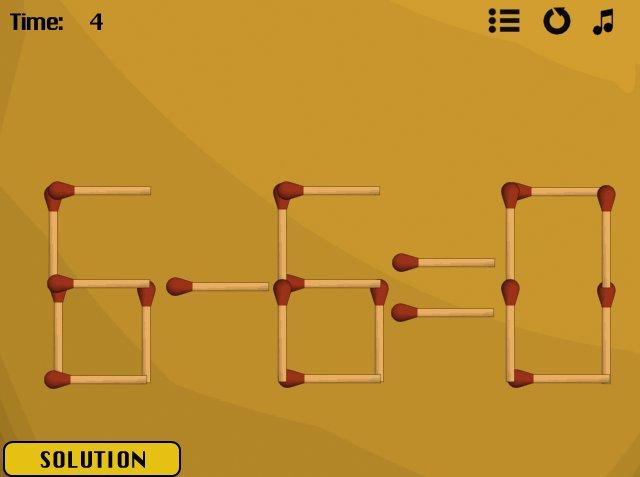 Jazz Matches 2's Level #12 solved image
