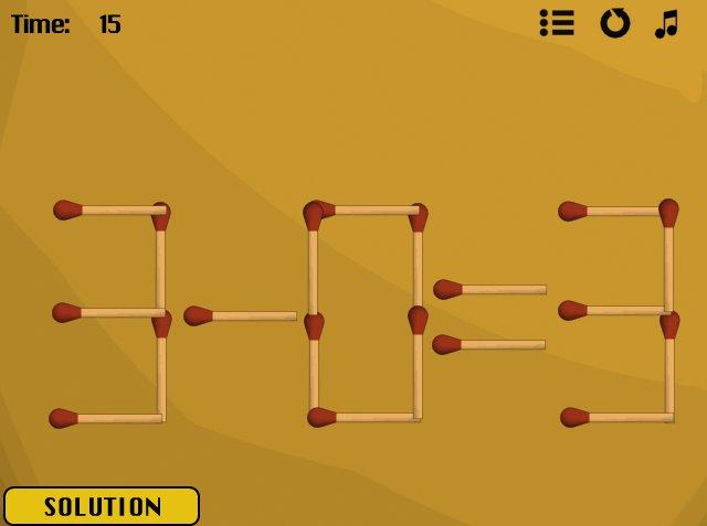 Jazz Matches 2's Level #14 solved image