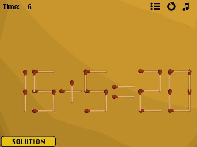 Jazz Matches 2's Level #16 solved image