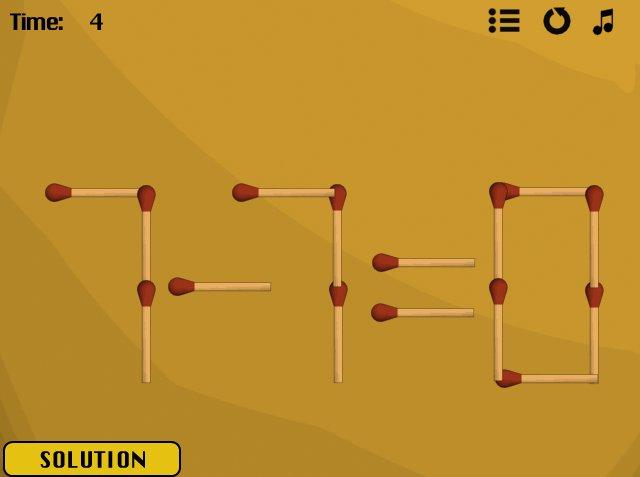 Jazz Matches 2's Level #2 solved image